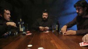 Perros jugando Póker (2013)