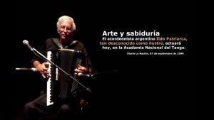 Ildo Patriarca-Un acordeón, un destino (2012)